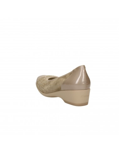 Melluso - R30534 Scarpe con zeppa Sabbia