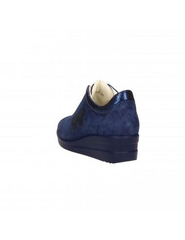 Melluso - R20125F Scarpe con velcro Denim