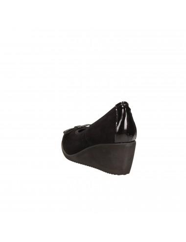 Farinacci - 2119S Scarpe con zeppa Nero