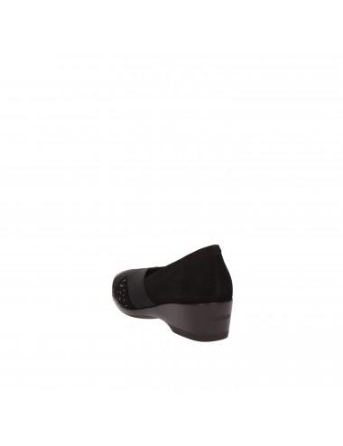Melluso - R35006 Scarpe con zeppa Nero