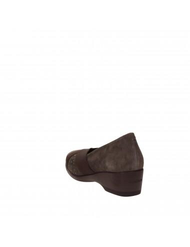 Melluso - R35006 Scarpe con zeppa Piombo