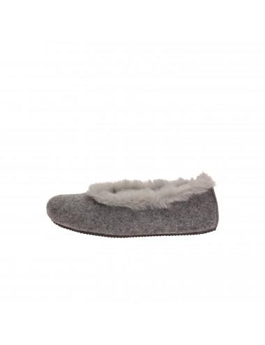 Footwear - 192-77292-02 Pantofole Grigio