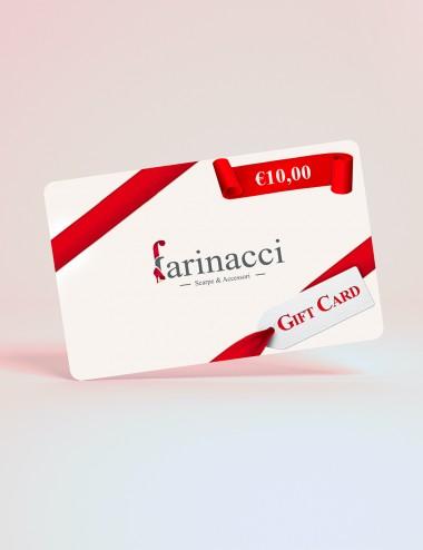Gift Card Farinacci €10,00
