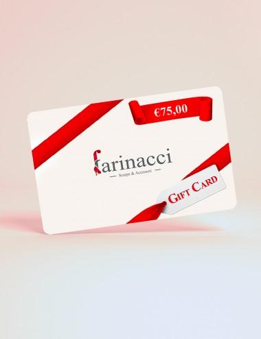 Gift Card Farinacci €75,00