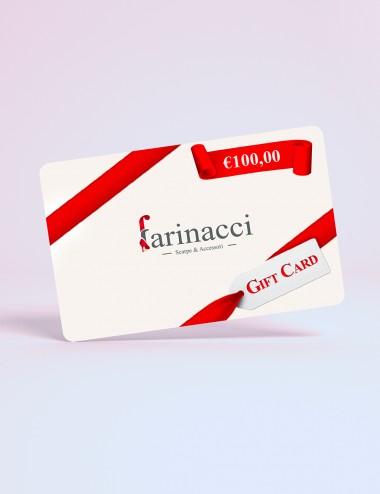 Gift Card Farinacci €100,00