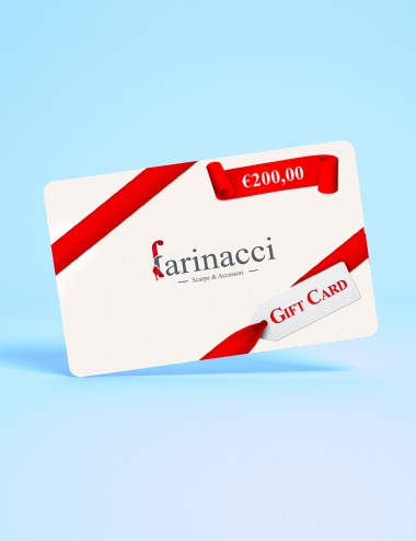 Gift Card Farinacci €200,00