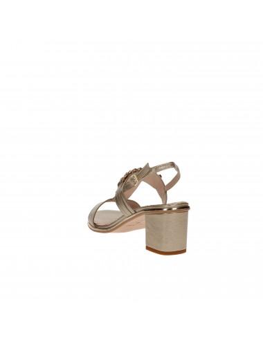 Farinacci - 544 Sandali Platino